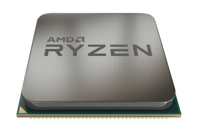 New  Amd Ryzen 5 2600X Processor 3.6 Ghz Box 16 Mb L3 YD260XBCAFBOX