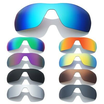 f9d37af1811 Outdoor Polarized Replacement Lenses for Oakley Offshoot Wind Resistant  Mirrored