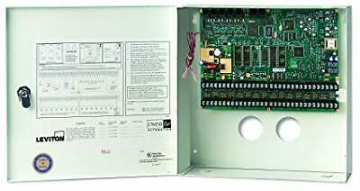 New  Leviton Omni Iie Controller With Enclosure Box 20A00-50