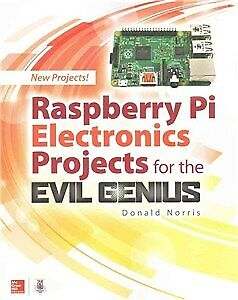 New  Generic Raspberry Pi Projects For Evil Genius BM7162