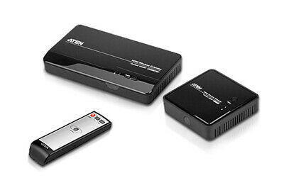 Aten Hdmi Wireless Extender With Ir Control Up To 1080P@30M - [ Old Sku: Ve-809