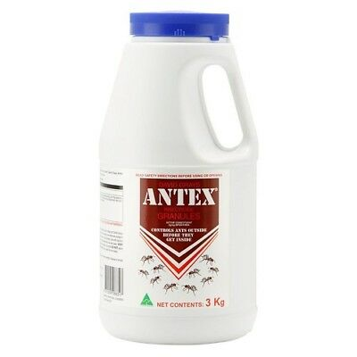 Antex Ant Killer Control Granules 3kg David Gray