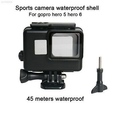 A7AA Durable Camera 45M Waterproof Case Protector Cover Shockproof Black