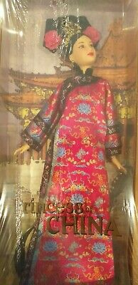 Barbie PRINCESS OF CHINA Dolls of the World (53368) Collector Edition 2001 NRFB