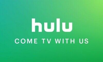 Hulu Premium 1 MONTH Account - NOT SHARED - PRIVATE- WARRANTY FAST DELIVERY