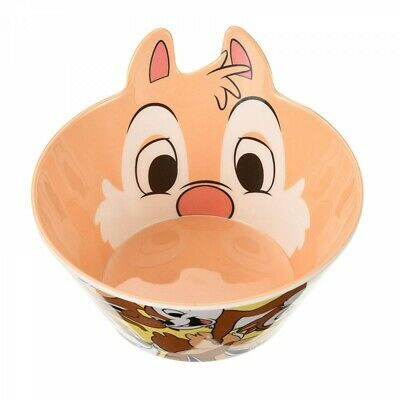 New Disney Store Japan Bowl Dale Sorbet color Chip /'n Dale from Japan F//S