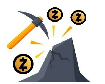 ZCash Equihash Mining Contract 25 KSol/s - 720 Hours (30 days) Antminer Z9