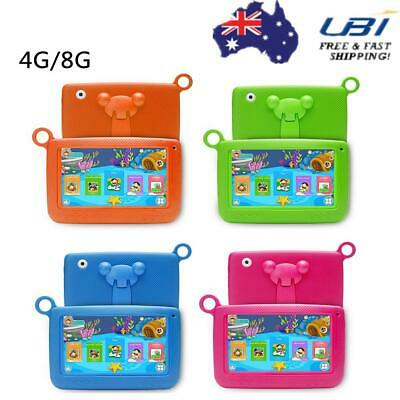 7 Inch Tablet PC 4.4 A33 Quad Core 4GB WIFI Camera HD Touch Screen for Children