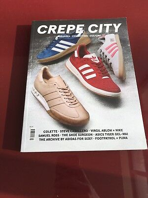 CREPE CITY - Issue 05-Brand New - sold out - Sneakers And Fashion Xmas Gift Idea