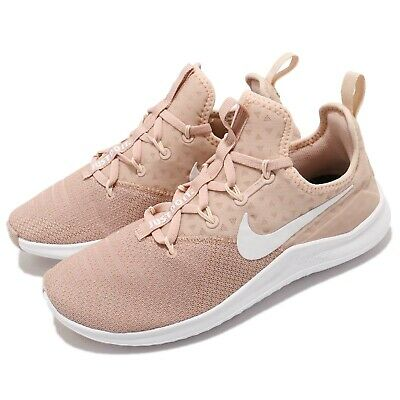 4dabab031e5f Nike Wmns Free TR 8 VIII Particle Beige White Women Training Shoes  942888-200