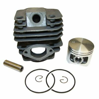 Cylinder & Piston Assembly 45.2Mm Fits Chinese Chainsaw 5800 Tarus, Silverline