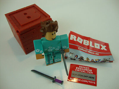 ROBLOX SERIES 2 Pack (BRAND NEW) With Code & Box Mad Games: Angel