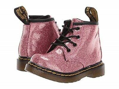 free delivery on sale best value DR. MARTENS KID'S 1460 Glitter Stars Brooklee Boot Toddler ...