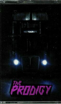 THE PRODIGY NO TOURISTS CASSETTE TAPE (Released November 2nd 2018)
