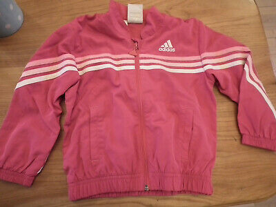 Baby Girl clothes, Jacket, Spring Coat, Pink, ADIDAS, 1-2 years (206)