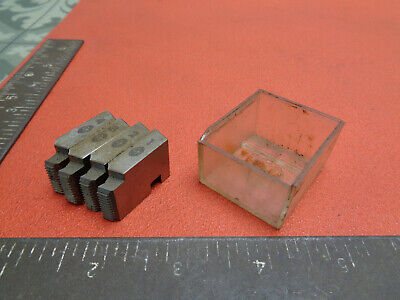 """Coventry die cutter blades size S 1/2"""" UNF 20TPI LOTTHD945Q"""