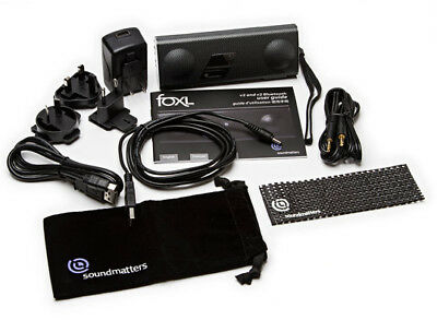 soundmatters foxL V2.2 Bluetooth
