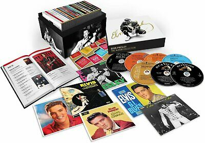 Elvis Presley - The RCA Albums Collection (New 60 CD Boxset)
