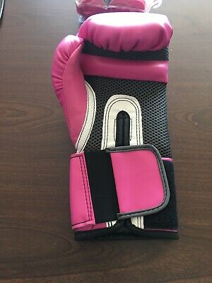 EVERLAST GIRLS TRAINING GLOVES Pro Style Level 1 BOXING Sparring 8 Oz.