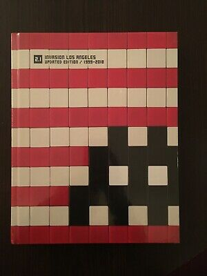 SPACE-INVADER Invasion LOS ANGELES 2.1 Updated Edition 1999-2018