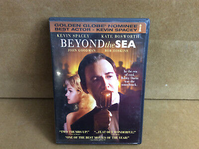 Beyond the Sea (DVD, 2005)*Kevin Spacey Kate Bosworth
