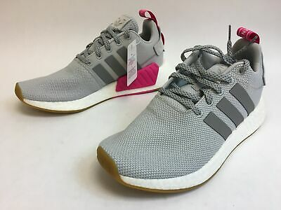 promo code da6b0 dad3a ADIDAS WOMENS NMD R2 Casual Sneakers Finish Line Size 9.5 US Model BY9317