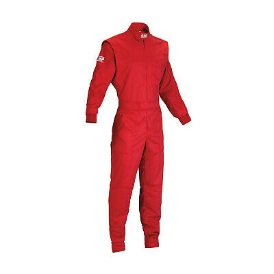 Neu OMP Mechanikeroverall SUMMER MY14 rot (60)