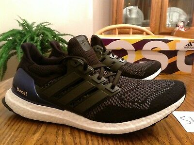 quality design 0dcbd dc762 ADIDAS ULTRA BOOST OG black purple G28319 1.0 original 12.5