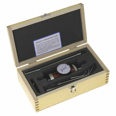 EG_ Coaxial Centering Test Dial Indicator Gauge Meter Suit for Milling Machine