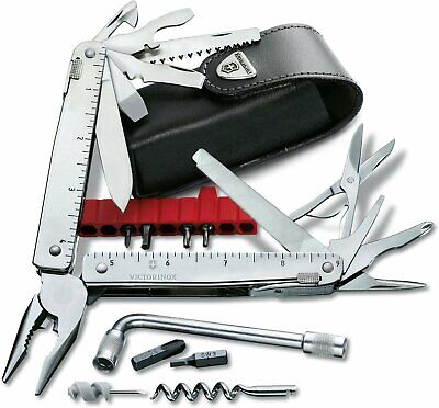 Swiss Army SwissTool Swiss Army Knife/Pouch 53946, Victorinox Swiss Army,