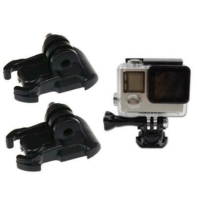 2pcs Quick Release Buckle Clip Basic Strap Mount for GoPro Hero Camera Black