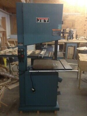 Used Jet Woodworking Bandsaw Jwbs-20-1