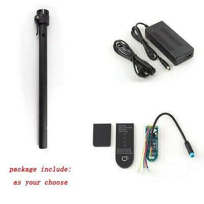 Circuit Board + Folding Pole + Battery Charger Set For Xiaomi MIJIA M365 Scooter
