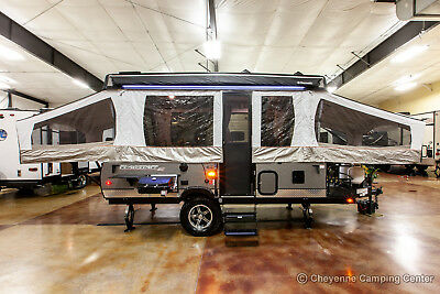 New 2019 Model 228BHSE Off-Road Pop-Up AKA Rockwood 2280BHESP For Sale Cheap