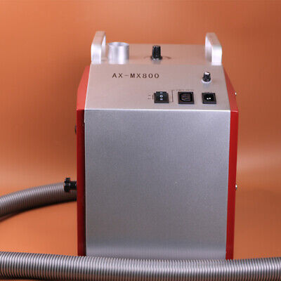 Dental Lab Equipment AX-MX800 Vacuum Dust Extractor with Foot Switch