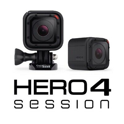 GOPRO Hero Session Original Reconditionnée Certifié Action Camera