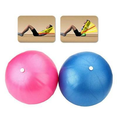 Fitness Equipment Gear Yoga Ball Base Stability Exercise Pvc Fixed Lifting Handles Fitness Pilates Home Exercise Balls Hotelhrpalace In