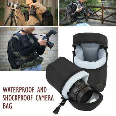 E490 Universal Protective Case Carrying Bags Outdoor Waterproof Nylon