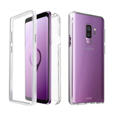 2in1 360°Full Cover Soft TPU+Hard PC Case For Samsung A80/70/60 A5/6/7/8/9 2018