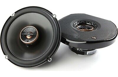 "Infinity REF-6532IX Reference 180 Watts 6.5"" 2-Way Coaxial Car Speakers 6-3/4"""