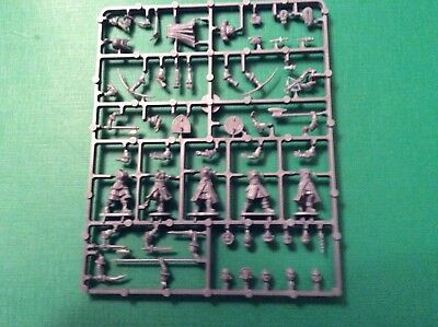 Frostgrave Female Soldiers , 28mm single sprue of 5