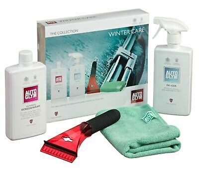 Genuine Autoglym Winter Care Kit - The Collection - VP4