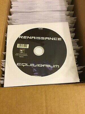 Equilibrium - Renaissance Double Feature Dvd