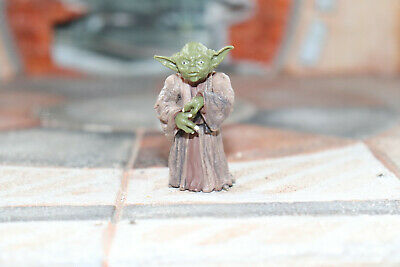 Yoda Dagobah Star Wars Original Trilogy Collection 2004