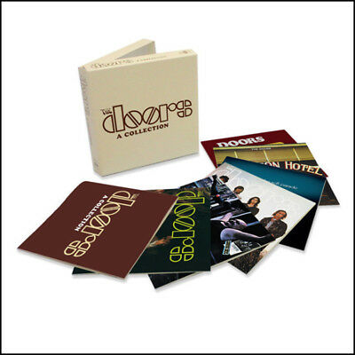 The Doors A Collection Box Set 6 cd Studio Albums BOX NEW SEALED Free Shipping!