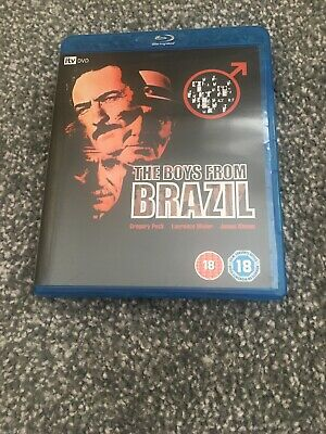 The Boys From Brazil - Blu-ray