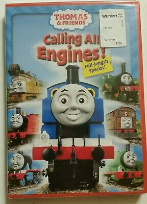 THOMAS & Friends: Calling All Engines (DVD, 2005) *NEW DVD* SHIPS FREE Mon-Sat!