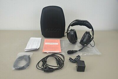 05ce4e82314 Pilot USA PA-1779T ANR Aviation Headset Military New Battery (17831-32 H43