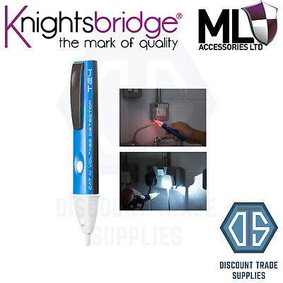 Ml Accessories Te4 Cat Iv Non-Contact Voltage Detector, Knightsbridge