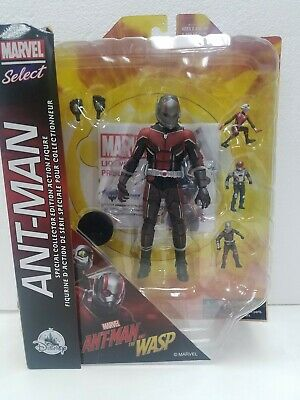 """Marvel Select Ant-Man And The WASP Movie Version 7""""action Figure Disney Store"""